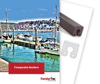 Composite fender
