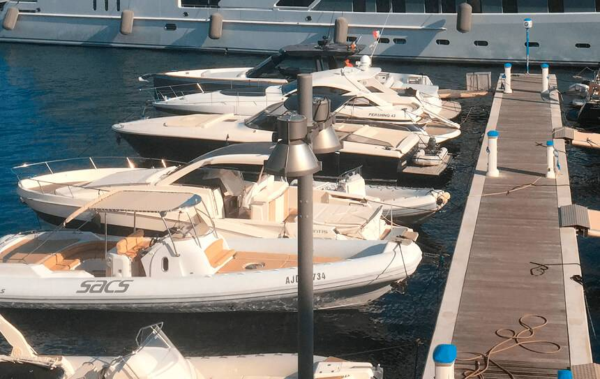 Jachthaven en pleziervaart categorie