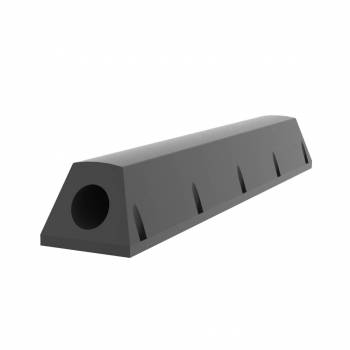 Fendertec marine fendering - Tugboat rubber fender  - Trapezium with steel insert