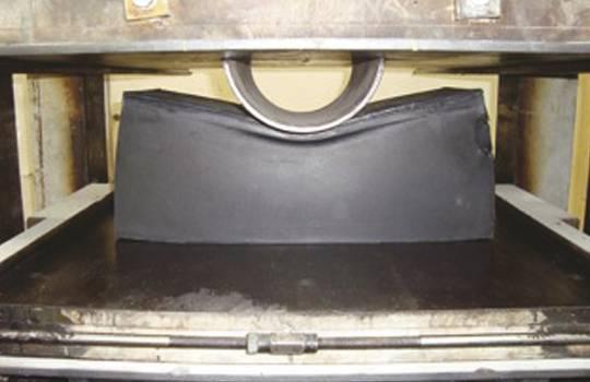 Fendertec marine fendering - Composite fender block
