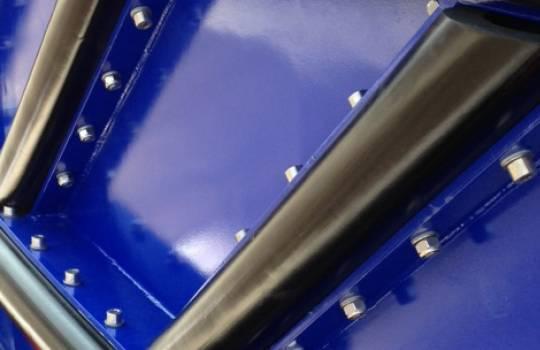 Fendertec marine fendering - Rubber DC-Fender