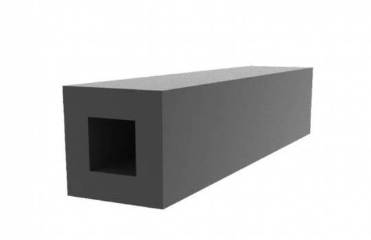 Fendertec marine fendering - Tugboat rubber fender  - specials Block shape