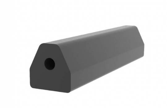 Fendertec marine fendering - Tugboat rubber fender - specials Trapezium shape
