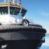 Fendertec marine fendering - Cylindrical bow fender